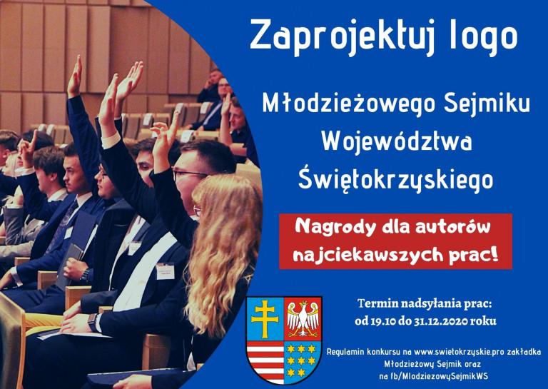 Konkurs Na Logo Młodzieżowego Sejmiku Grafika
