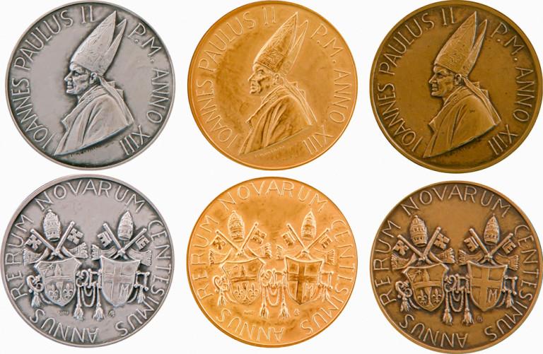 Medale Papieskie