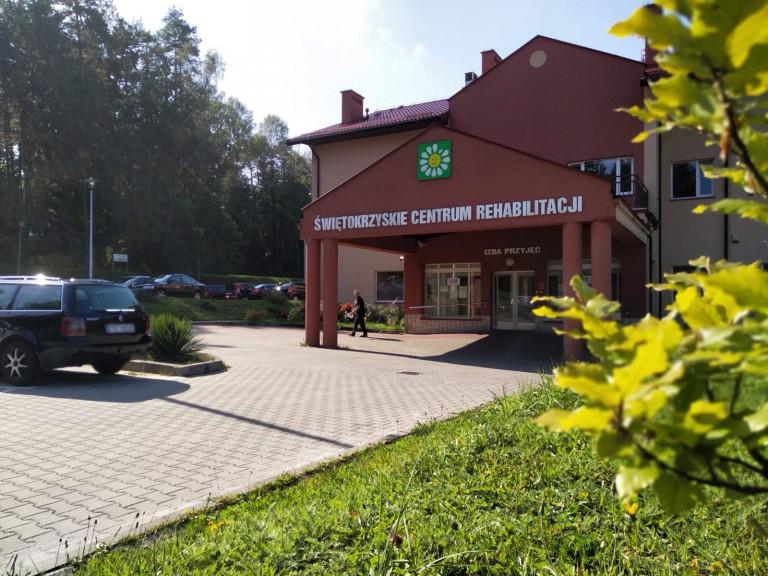 Świętokrzyskie Centrum Rehabilitacji W Czarnieckiej Górze Izba Przyjęć