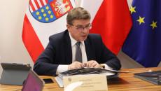 Przewodniczący sejmiku Województwa Świętokrzyskiego Andrzej Pruś