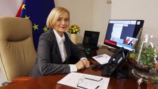 Wicemarszałek województwa świętokrzyskiego Renata Janik