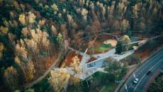 Jesienny Obraz Parku