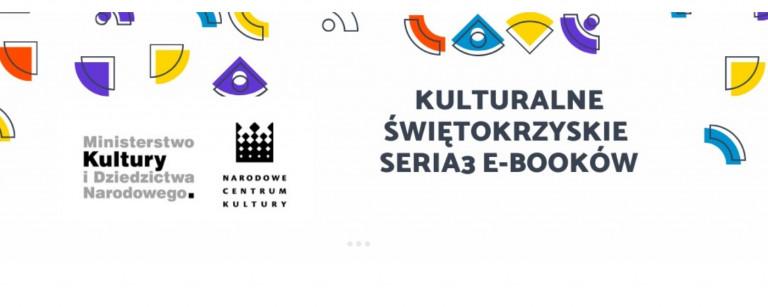 Kulturalne Świętokrzyskie Seria E Booków