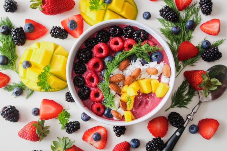 Owsianka Z Owocami Jako Propozycja Zdrowego Odżywiania