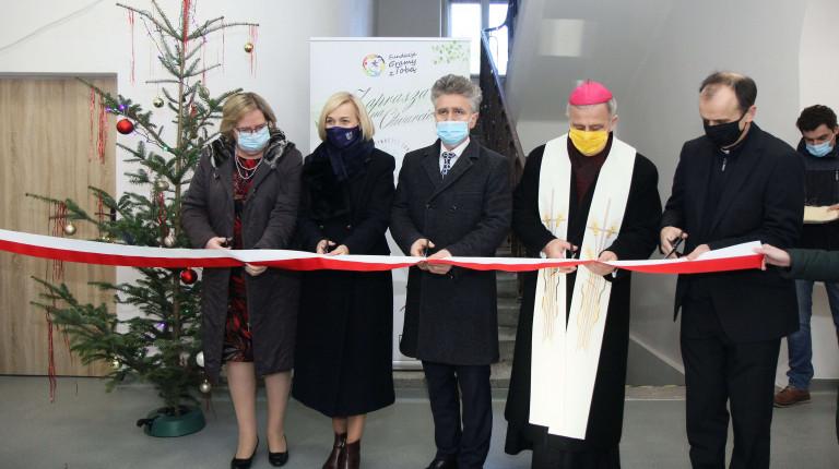 Otwarcie Zakładu Aktywności Zawodowej W Pietraszkach (3)