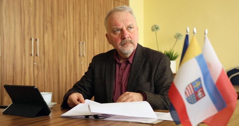 Grzegorz Banaś Przewodniczący Komisji Strategii Rozwoju, Promocji I Współpracy Z Zagranicą