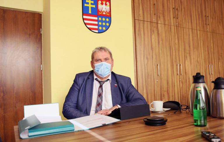 Maciej Gawin Przewodniczył Obradom Komisji Samorządu Terytorialnego