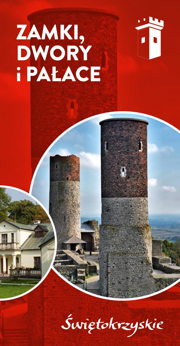 Zamki, Dwory I Pałace Folder Informacyjny