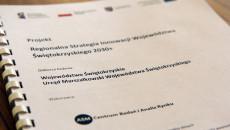 Karta Tytułowa Projektu Regionalnej Strategii Innowacji