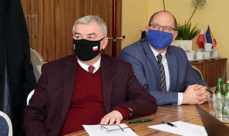 Marszałek Andrzej Bętkowski, Dyrektor Jacek Sułek