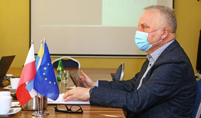 Grzegorz Banaś, Przewodniczący Komisji Strategii Rozwoju, Promocji I Współpracy Z Zagranicą