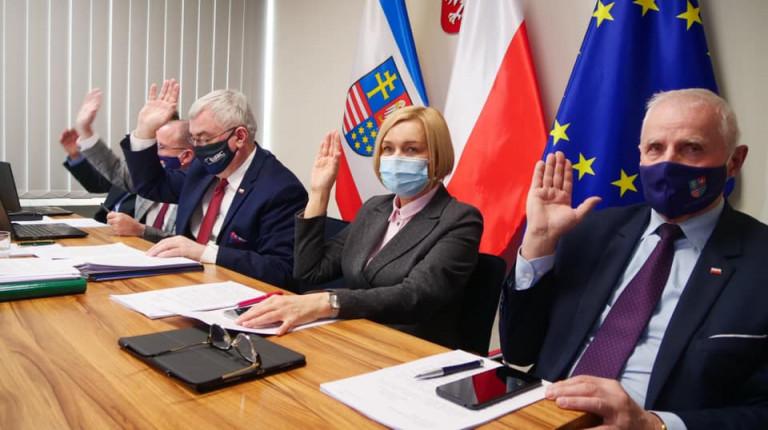 Posiedzenie Zarządu Z Dn. 10.03.2021.