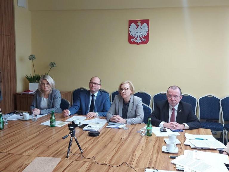 Spotkanie Z Przedstawicielami Komisji Europejskiej