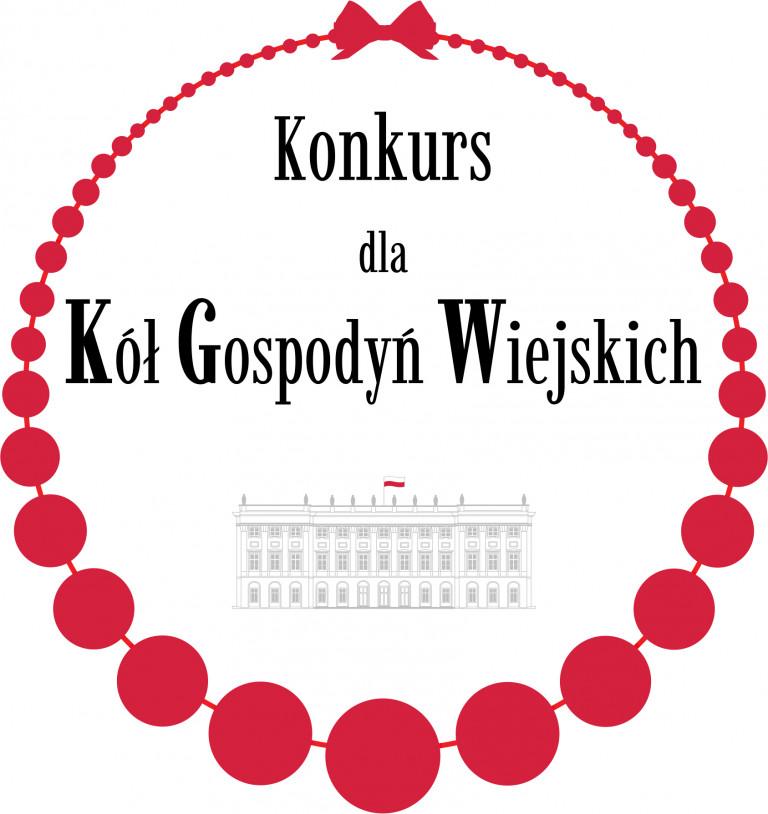 V11.konkurs Kół Gospodyń Wiejskich Logotyp Rafał Pękalsk
