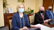Wicemarszałkowie Renata Janik I Marek Bogusławski