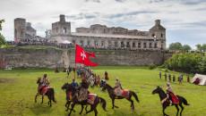 Замок в Уязде, рыцарский турнир