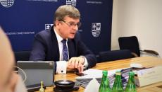 Andrzej Pruś Prowadzi Obrady Sejmiku