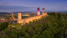 Замок в Хенцинах