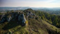 Góra Miedzianka Chęciny