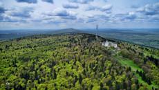 Góry Świętokrzyskie Klasztor Na Świętym Krzyżu