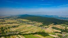 Góry Świętokrzyskie Widok Na Pola
