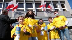 Wolontariusze prowadzili zbiórkę na rzecz Hospicjum Stacjonarnego im. Św. Matki Teresy z Kalkuty w Kielcach