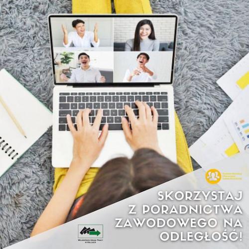 Poradnictwo Zawodowe Na Odległość W Wojewódzkim Urzędzie Pracy W Kielcach