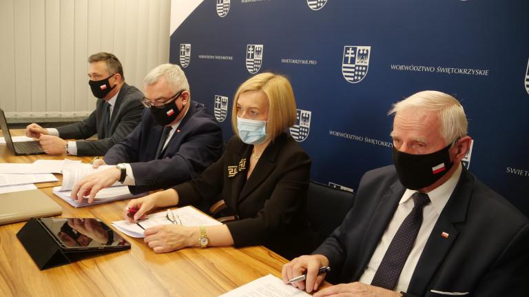 Posiedzenie Zarządu Województwa w dniu 8 kwietnia2021 r.
