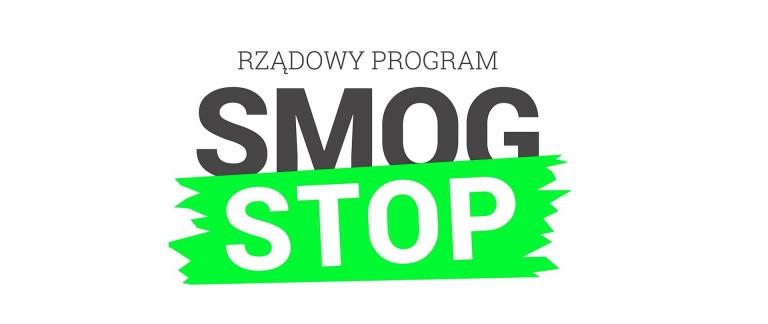 Rządowy Program Stop Smog Logo