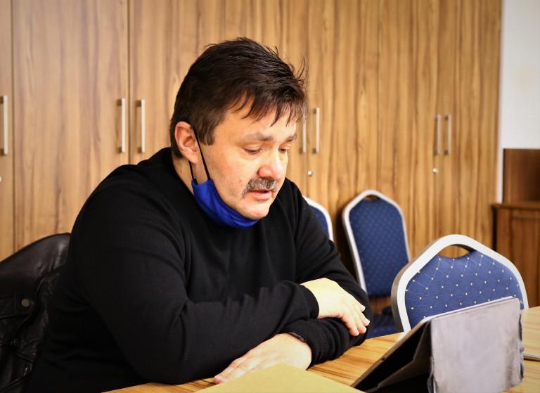 Waldemar Wrona Przewodniczący Komisji Zdrowia, Polityki Społecznej I Spraw Rodziny