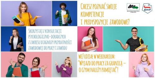Webinaria Zawodowe Wojewódzkiego Urzędu Pracy W Kielcach