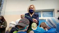 Wicemarszałek Renata Janik W Przedszkolu Kielcach