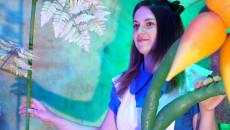 Alicja W Ogrodzie