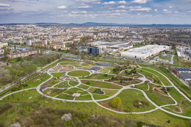 Ogród Botaniczny W Kielcach