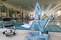Podnośnik Basenowy Oraz Wózek Basenowy Dla Centrum Rehabilitacji W Czarneckiej Górze