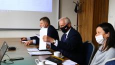 Posiedzenie Komisji Rolnictwa, 25.05.2021, Marek Jońca Członek Zarządu Województwa Świętokrzyskiego, Artur Konarski Przewodniczący Komisji Rolnictwa I Ochrony Środowiska
