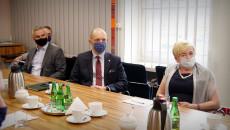 Spotkanie W Sprawie Powołania Społecznej Inicjatywy Mieszkaniowej W Sali Konferencyjnej Urzędu Marszałkowskiego
