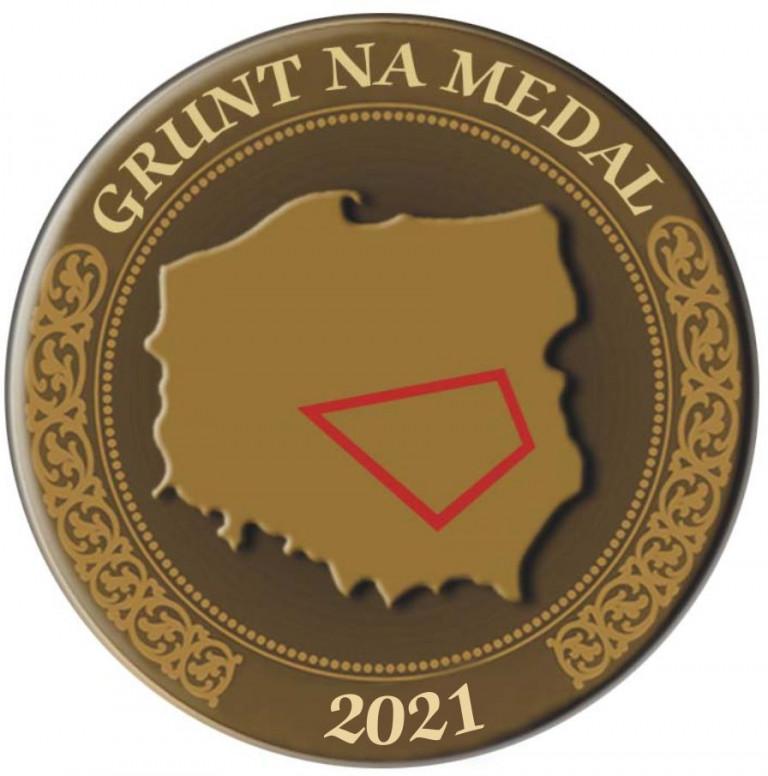 Logo Grunt Na Medal 2021
