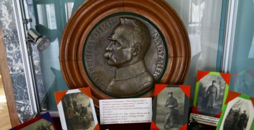Medal Z Marszałkiem Józefem Piłsudskim