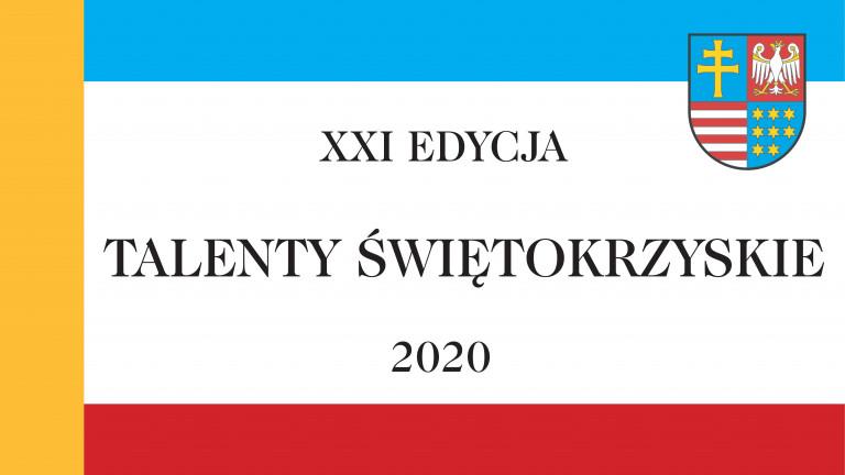 XXI edycja Talenty Świętokrzyskie