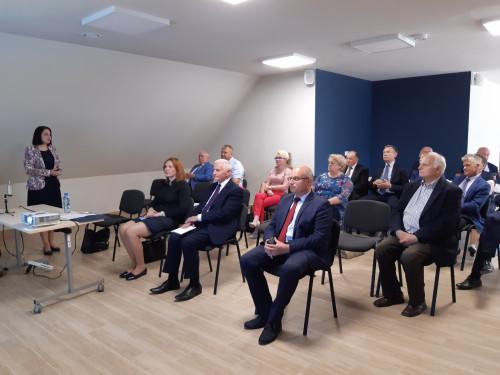 Spotkanie Rady Parterstwa