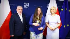 Radna Sejmiku Województwa Świętokrzyskiego Agnieszka Buras
