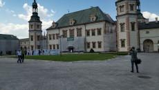 Pałac Biskupów Krakowskich w Kielcach, widok ogólny