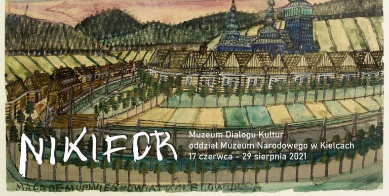 Nikifor W Muzeum Narodowym W Kielcach
