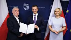 Nominację Na Członka Śrdpp Odbiera Damian Gad – Przedstawiciel Urzędu Marszałkowskiego Województwa Świętokrzyskiego.