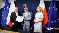 Nominację Na Członka Śrdpp Odbiera Piotr Kisiel – Przedstawiciel Urzędu Marszałkowskiego Województwa Świętokrzyskiego.