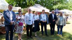 Jarosław Karyś, marszałek Andrzej Bętkowski, Elżbieta Kwiecień-Ząbek, przewodniczący Sejmiku Andrzej Pruś, Marek Jońca, Sławomir Neugebauer