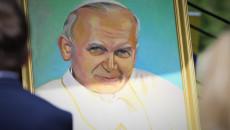 Portret Jana Pawła Drugiego
