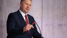 Przemawia Do Mikrofonu Przemysław Czarnek