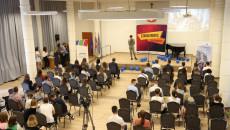 Uczestnicy Konferencji. Zdjęcie Ogólne Sali Urzędu Miasta W Starachowicach